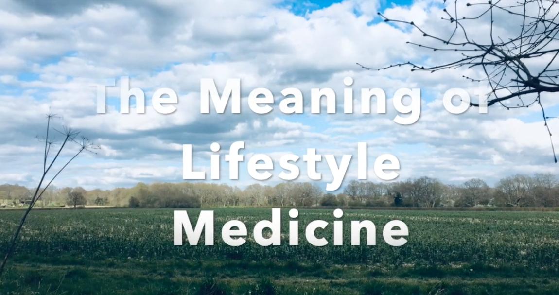Lifestyle Medicine -