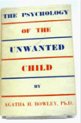 The Psychology of the Unwanted Child - Psychology of the underprivileged child