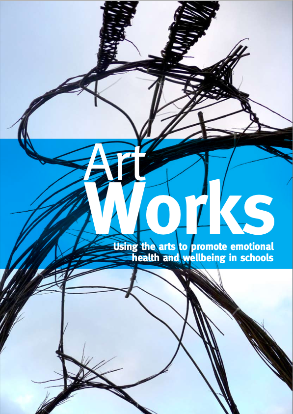 Art Works - A report relevant to anyone working in health, education, social care, arts, the youth sector, and professionals supporting the emotional wellbeing of young people.