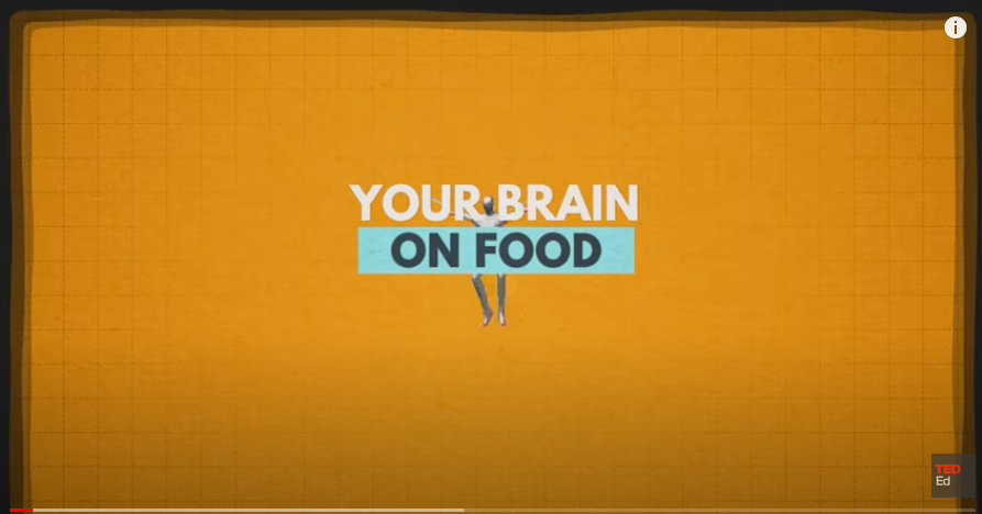 How the food you eat affects your brain - How the food you eat affects your brain