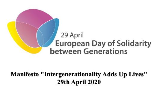 Manifesto European Day of Solidarity Between Generations -