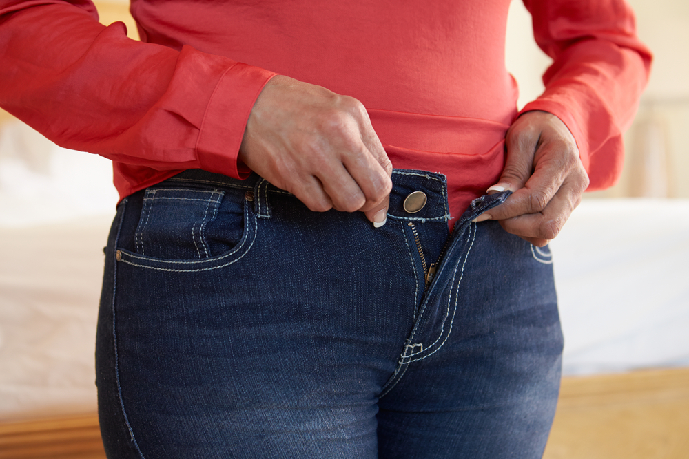 Side effects: Weight Gain -